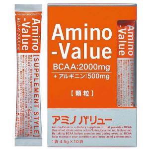 アミノバリュー OTS-54112 アミノバリューサプリメントスタイル(10袋入)|sumitasports