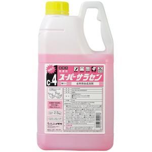スーパーサラセン(C)弱酸性  2.54Kg×6本【代引不可】|sumiten