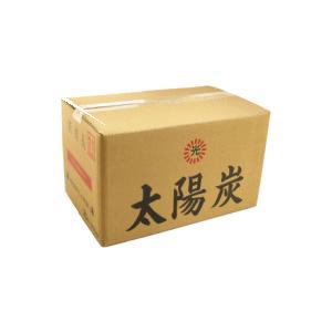 業務用 高級オガ炭 太陽炭 50ケース(500Kg)|sumiten