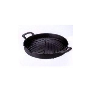 南部鉄器 鉄鍋 ジンギスカン鍋(大)【代引不可】|sumiten