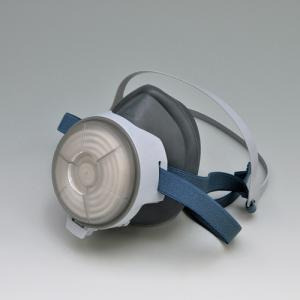 防塵マスク 重松 DR77R 取替え式防じんマスク RL1
