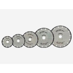 ツボ万 ダイヤモンドカッター DRY2000 【DR2000-150】 (セグメントタイプ) 硬質物用 スピード・ライフ バランス型|summy-net