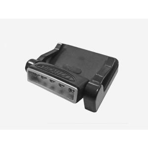 日動工業 LEDムービングバイザーライト   VL-M5P|summy-net