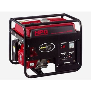 ワキタ(WAKITA LONCIN) 発電機   High Power GENERATOR HPG2500|summy-net