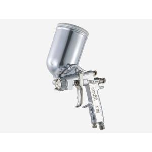 明治 小形ハンドスプレーガン  F110  重力式 ストレートパターンタイプ (ガンのみ) summy-net