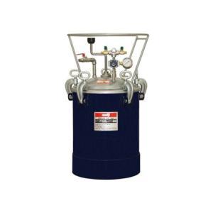 明治 加圧タンク(塗料圧送タンク・液圧送タンク)  PH-30SB  接液部ステンレス summy-net