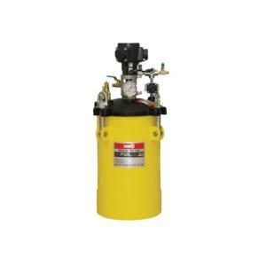 明治 加圧タンク(塗料圧送タンク・液圧送タンク)  PA-10B  (自動かくはん装置付) summy-net