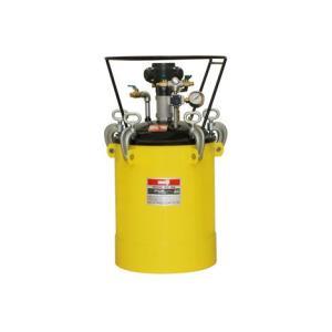 明治 加圧タンク(塗料圧送タンク・液圧送タンク)  PA-30B  (自動かくはん装置付) summy-net