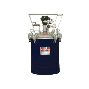 明治 加圧タンク(塗料圧送タンク)  PA-30SB  接液部ステンレス (自動かくはん装置付) summy-net
