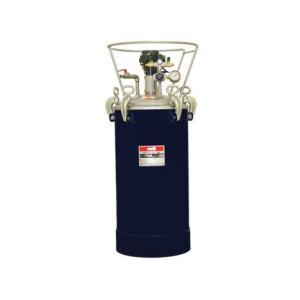 明治 加圧タンク(塗料圧送タンク)  PA-50SB  接液部ステンレス (自動かくはん装置付) summy-net