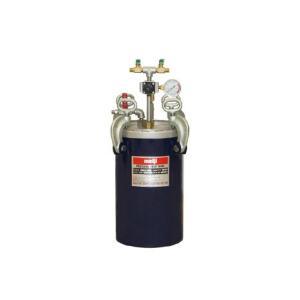 明治 加圧タンク(塗料圧送タンク・液圧送タンク)  P-8S  接液部ステンレス summy-net