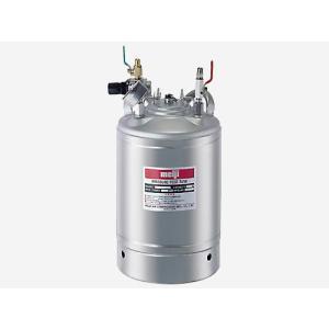 明治 加圧タンク(塗料圧送タンク・液圧送タンク)  P-10SC  オールステンレス summy-net