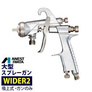 アネスト岩田 大型スプレーガン  W-200  吸上式 (ガンのみ) summy-net