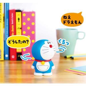 ドラえもん おもちゃ 【こっちむいてDORAEMON】の画像