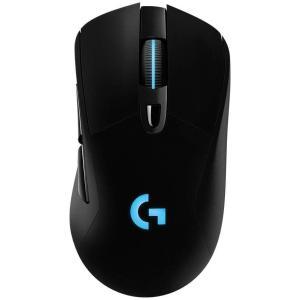 Logicool G ゲーミングマウス ワイヤレス LIGHTSPEED HERO16Kセンサー G...