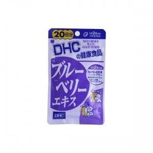 DHC ブルーベリーエキス 40粒|sumoto