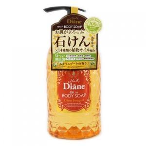 モイストダイアン ボディソープ シトラスブーケの香り 500ml|sumoto