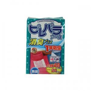 アース ピレパラアース 無臭防虫 引き出し・衣装箱用1年防虫48包|sumoto