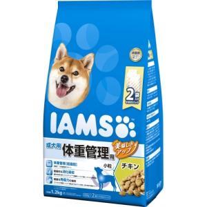 アイムス 成犬用 体重管理用 チキン 小粒 1.2kg|sumoto