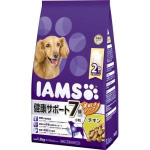 アイムス 7歳以上用 健康サポート チキン 小粒 1.2kg|sumoto
