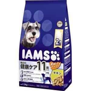 アイムス 11歳以上用 毎日の健康ケア チキン 小粒 1.2kg|sumoto