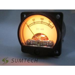 DC200mA 電流計|sumtech01