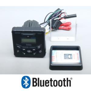 ジェットスキー用 Bluetooth対応 防水マリンオーディオ