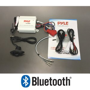 Bluetooth対応 マリンアンプ マリンデッキ マリンジェット
