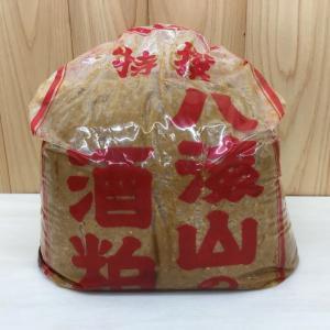 特選 八海山の酒粕 漬物用 4kg|sun-alc
