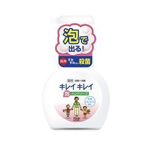 ライオン キレイキレイ薬用泡ハンドソープ【泡タイプ】【容量:250mL】|sun-busicom