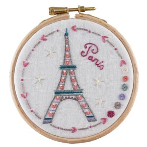 044-31800 Une Journee A Paris with 10cmhoop(エッフェル塔)|sun-k