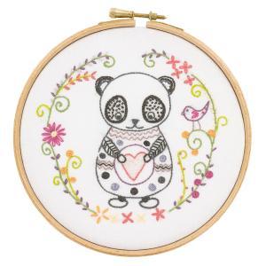 【記念特価】044-70407 Sacha le panda(パンダのサーシャ)|sun-k