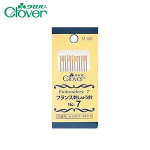 078-00027 フランス刺しゅう針No7(12本入)|sun-k