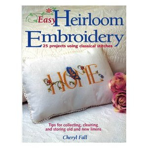 449-0265 Easy Heirloom Embroidery|sun-k