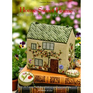 449-0273 HOME SWEET HOME : UNE BOITE A COUTURE BRODEE|sun-k