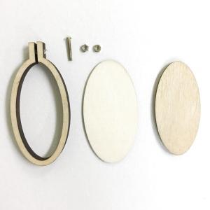ミニチュア刺しゅう枠 楕円 ミニチュアフープ|sun-k