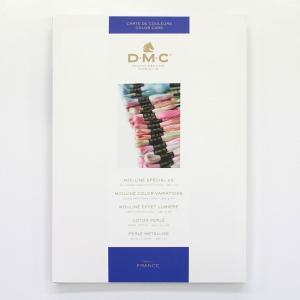DMC-002 DMC刺繍糸 色見本帳|sun-k