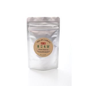 枯草菌の強力な生命力で発酵させました!枯草菌の力で腸活を!お試し用[発酵まこも茶 30g]|sun-makomo-kunitomi