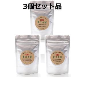 枯草菌の強力な生命力で発酵させました!枯草菌の力で腸活を!お試し用[発酵まこも茶 30g] 3個セット|sun-makomo-kunitomi