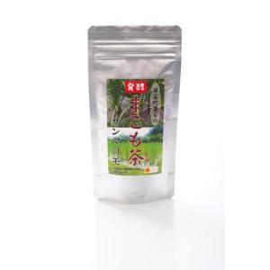 枯草菌の強力な生命力で発酵させました!枯草菌の力で腸活を!継続用[発酵まこも茶 75g]|sun-makomo-kunitomi