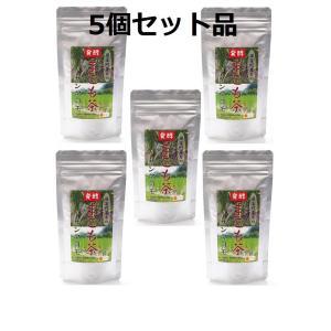 枯草菌の強力な生命力で発酵させました!枯草菌の力で腸活を!継続用[発酵まこも茶 75g] 5個セット|sun-makomo-kunitomi