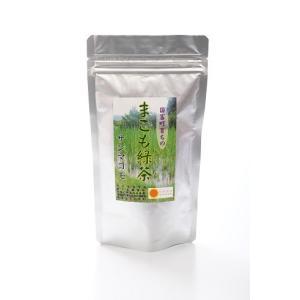 宮崎の太陽が育むビタミン・ミネラルなど栄養素満点の健康茶![まこも緑茶 50g]|sun-makomo-kunitomi