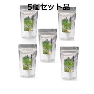 まこも緑茶 50g 5個セット...