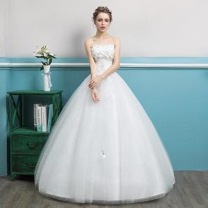 2018ウェディングドレス 可愛い花びら 二次...の関連商品4