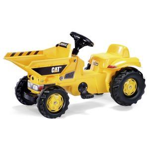 ロリートイズ ロリーキッズ ダンパーキッズ CAT 024179(乗用玩具) sun-wa