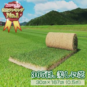 芝生 天然芝 三種混合ロール巻芝 (芝生 通販)|sun-wa