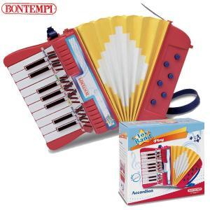 Bontempi ボンテンピ 17鍵 アコーディオン 331780 知育玩具|sun-wa