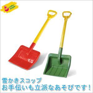 ロリートイズ 雪かきスコップ 379507|sun-wa