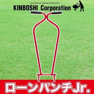 キンボシ ローンパンチJr. 4012(芝のメンテナンス)|sun-wa