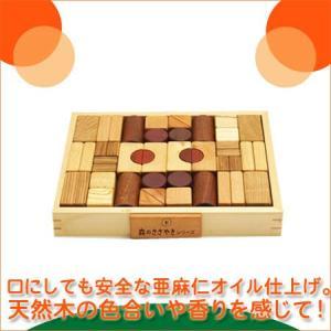 森のささやきシリーズ Creative blocks クリエイティブブロック 4941746803998 知育玩具|sun-wa